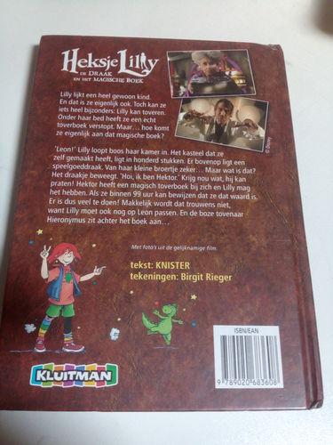 Heksje Lilly Draak.Heksje Lilly De Draak En Het Magische Boek Kinderen En